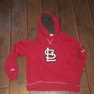 Beautiful St Louis Red Cardinals Hoodie